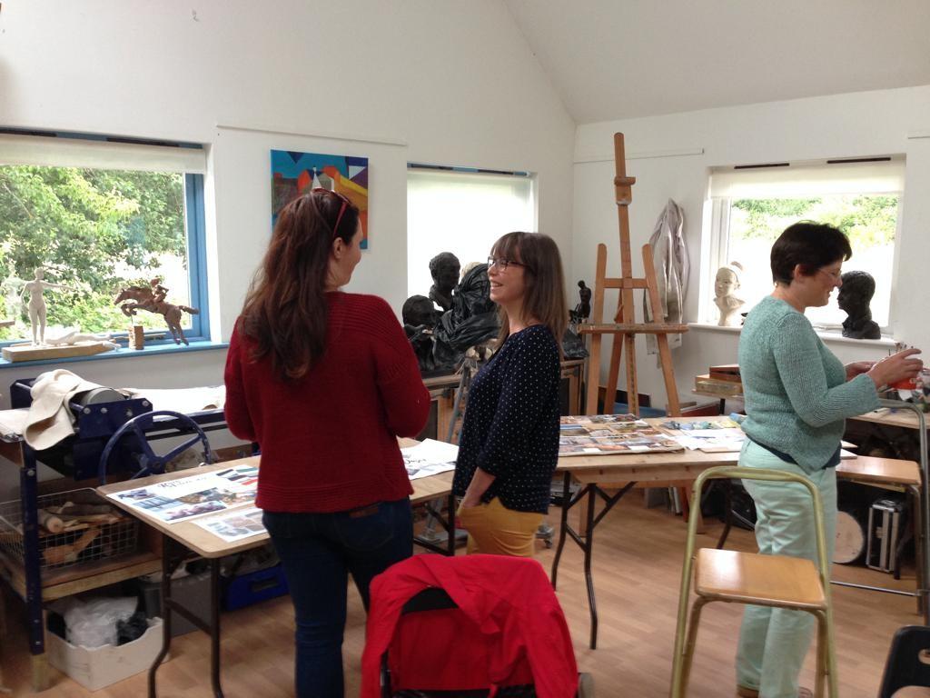 Promote your art online course 2015
