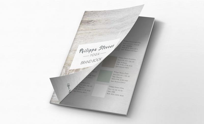 Philippa Stevens Brand Book image